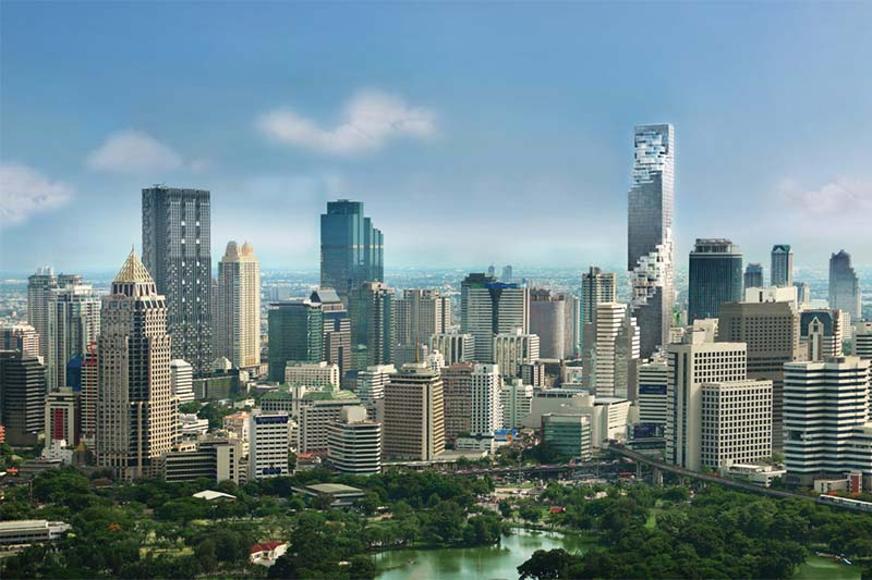 New projects for sale on Bangkok