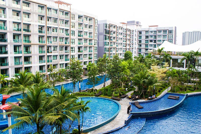 Properties for sale on Pattaya