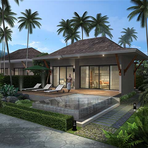 Koh Samui - New projects for sale