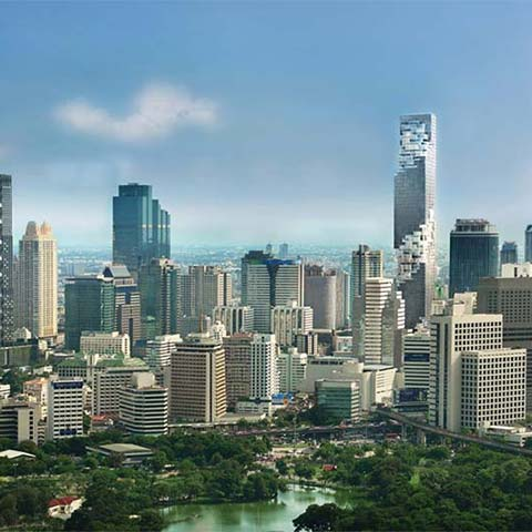 Bangkok - New projects for sale