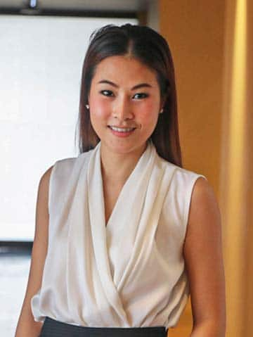 Sherry your asian.estate Consultant on Bangkok