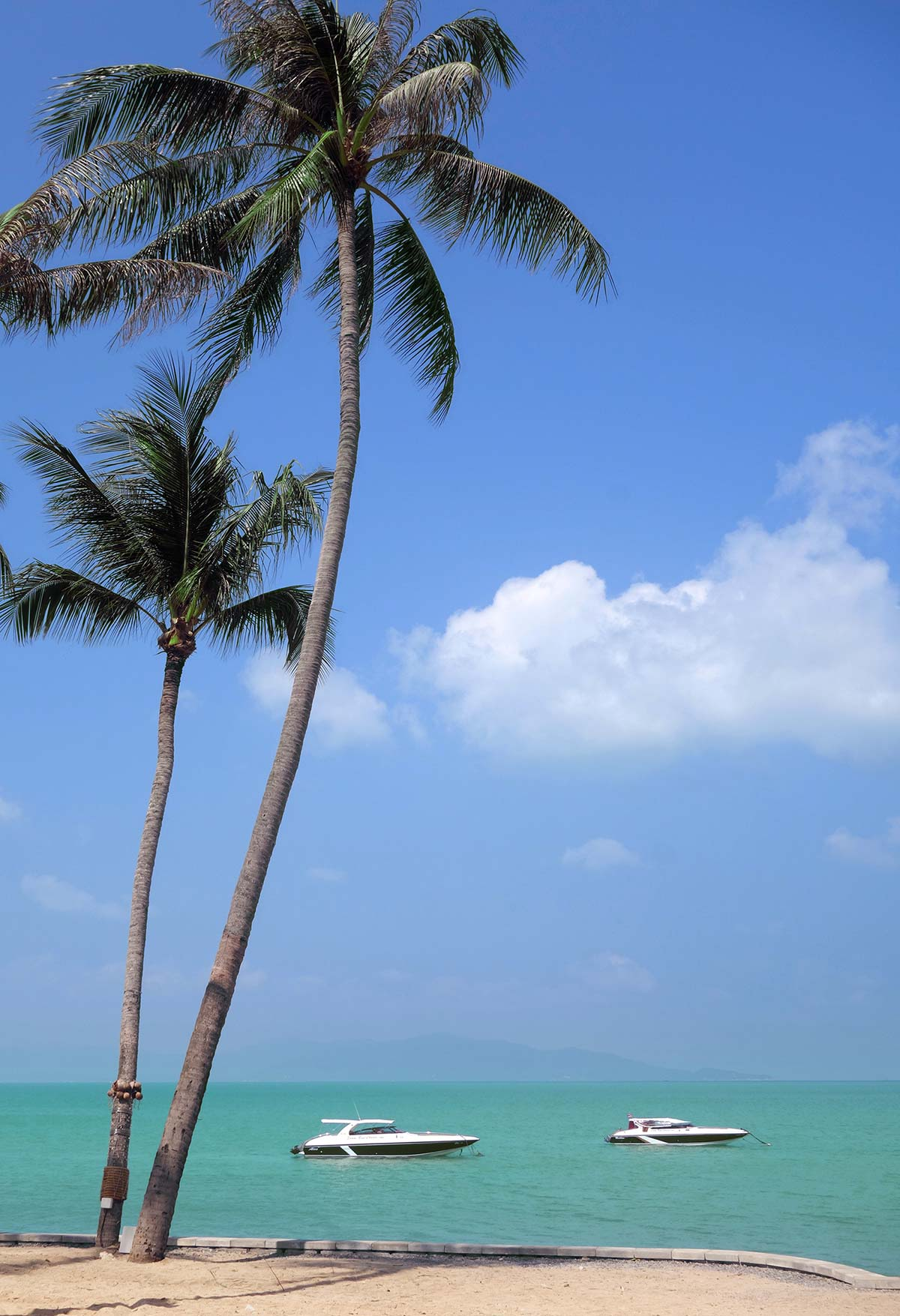 Koh Samui : The most famous beaches