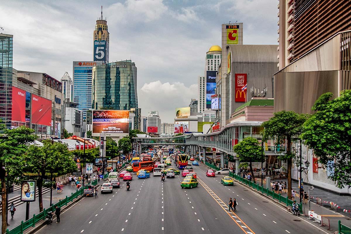 Bangkok - General profile and data