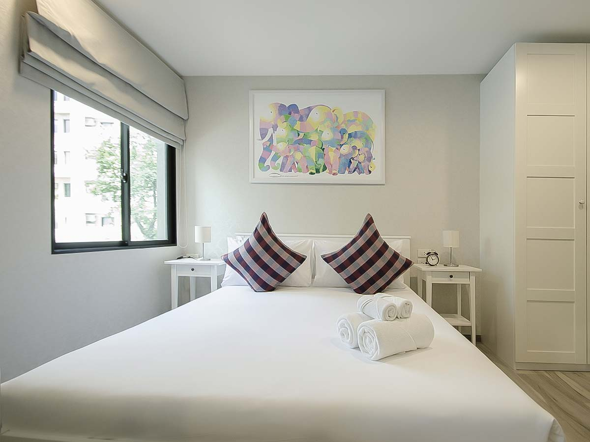 #AE0052 - 1 bedroom
