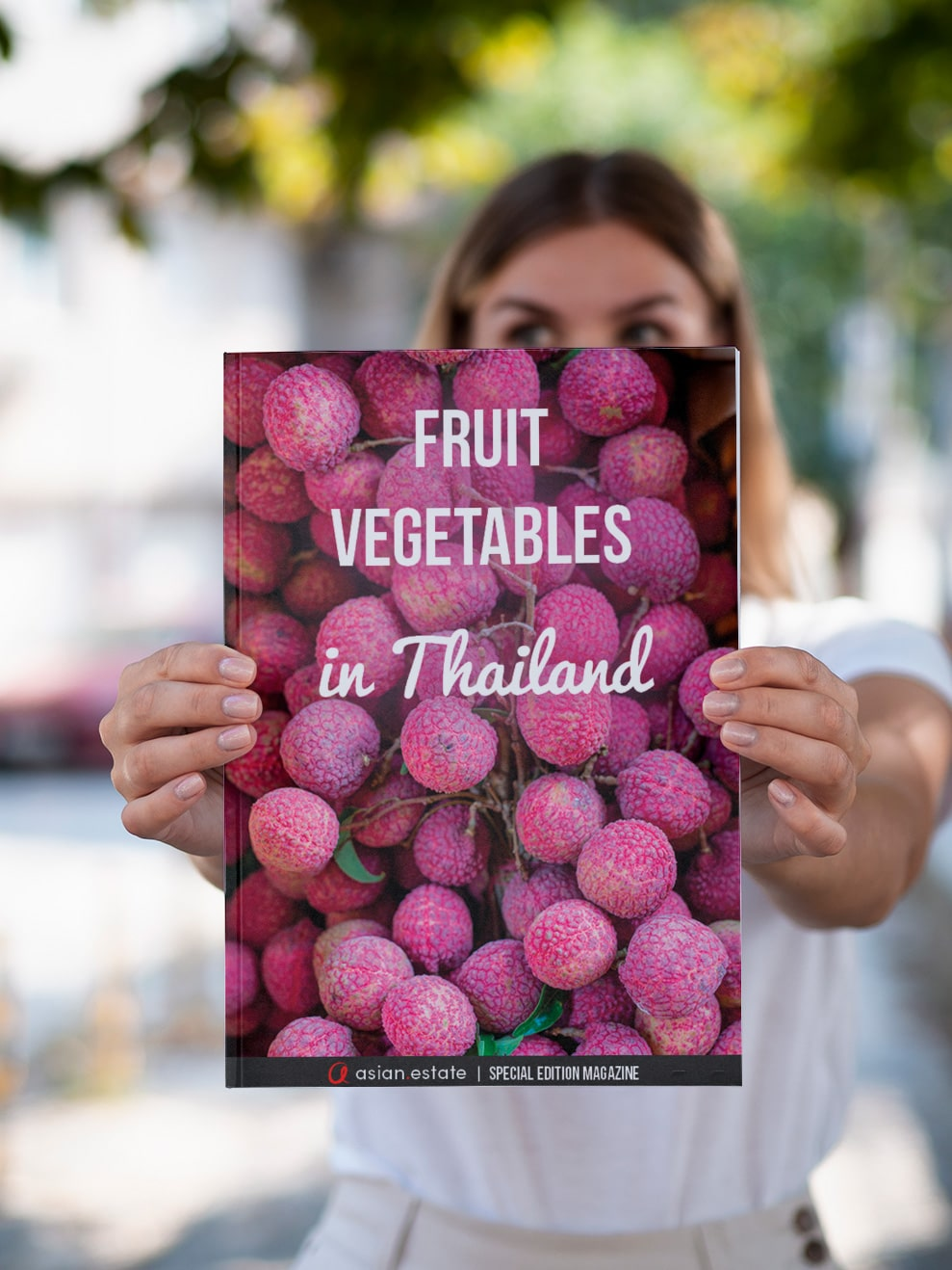 Fruit and vegetable in Thailand